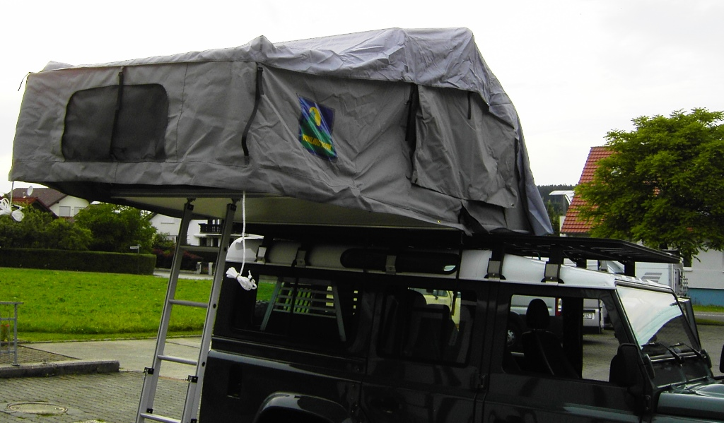 Dachzelt Howling Moon Reisemobile Wohnmobile Zubeh R