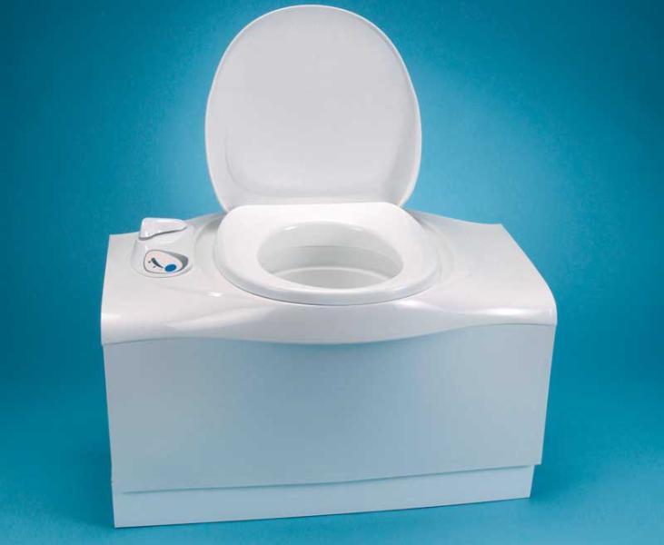 Toiletten Verbrennungstoilette Cassettentoilette Porta Potti